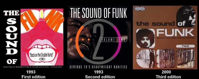"Various Artists : CD "" The Sound Of Funk 2 'Back On The Double Bump' "" Goldmine Soul Supply ‎Records GSCD12 [ UK ]"