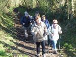 La randonnée du 11 mars à Aunay-sur-Odon