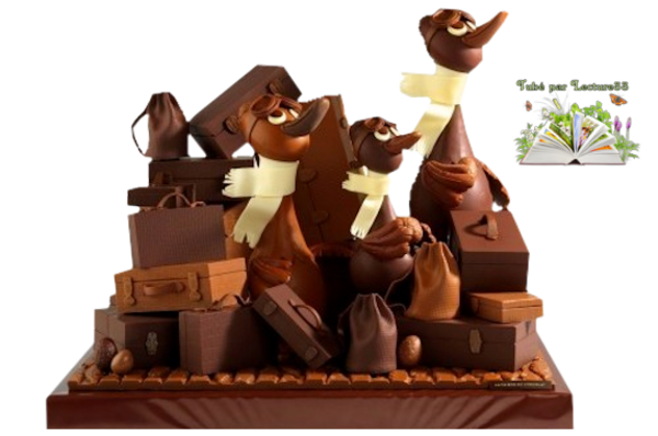 PERSONNAGES CHOCOLATS 27/03/2018