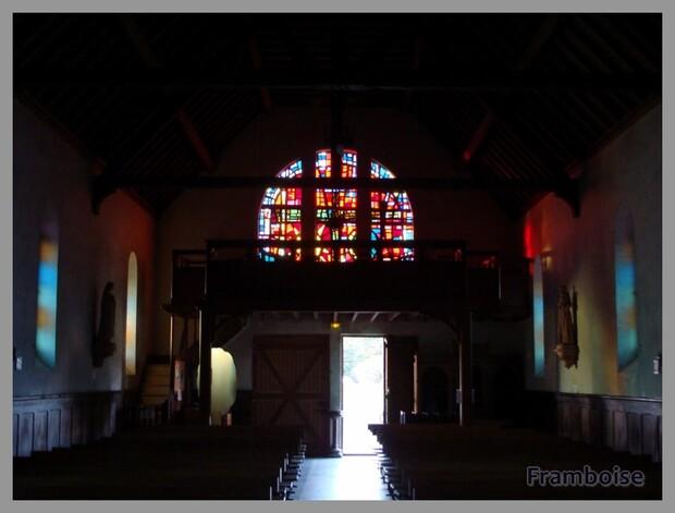 Chapelle Ste Anne de Tharon Plage