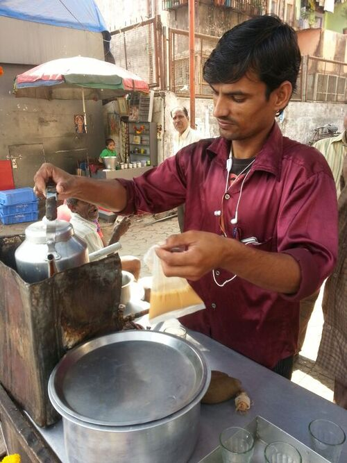 Le mythe du Masala Chai