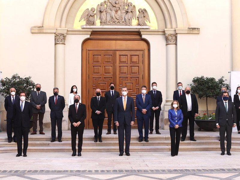 V Cumbre Empresarial para la Competitividad de Aragón