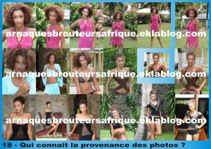 Arnaque brouteurs ivoiriens
