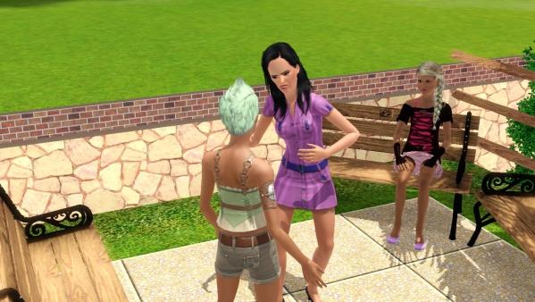 Chapitre 22 : Adolescence et annonce de l'héritière