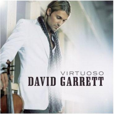 DAVID GARRETT - Czarda. Musique tzigane (Rubrique)
