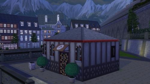 Présentation - Défi restaurant - Lisa MiamMiam