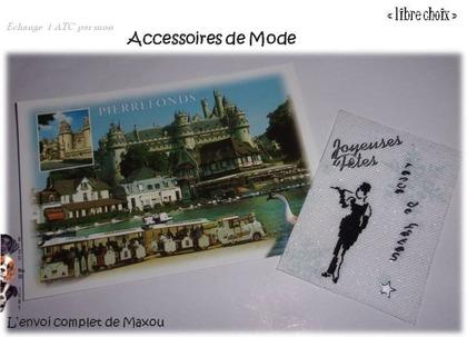 """ATC """"Accessoires de Mode"""" - Libre choix"""