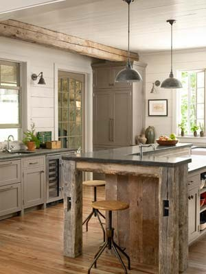 Style Déco : Le style Rustic Chic