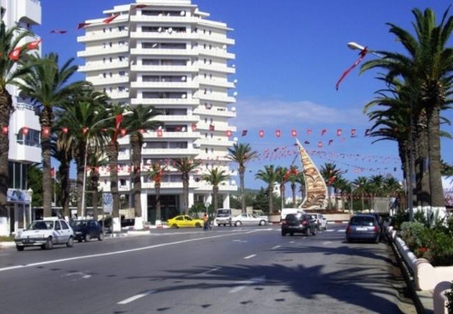 Centre ville de Bizerte