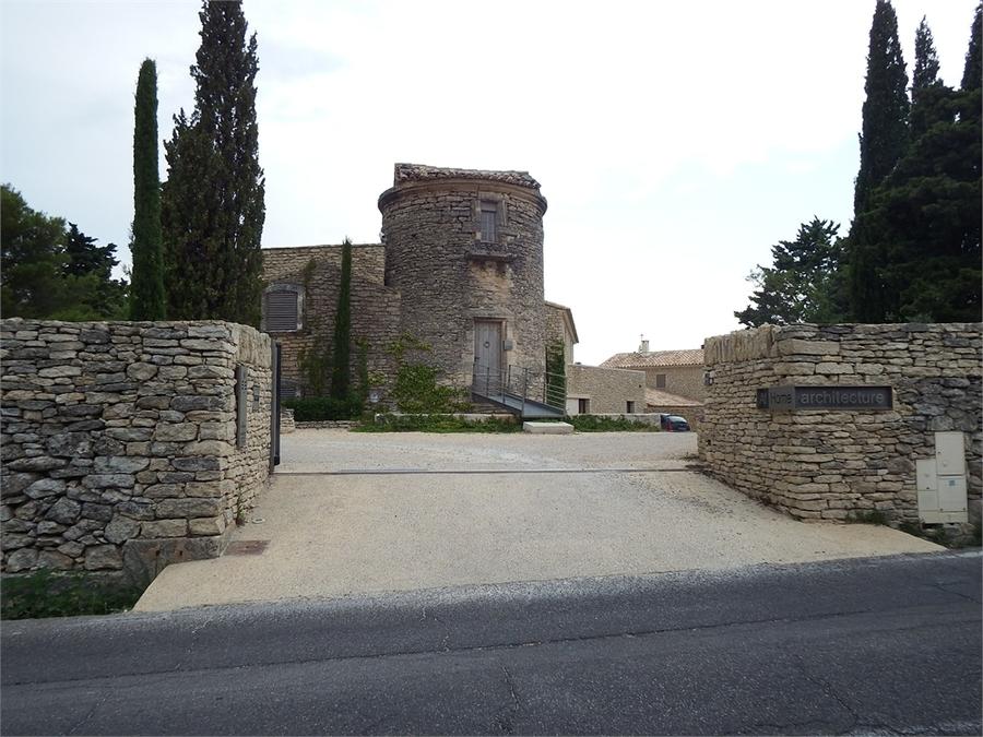 Rando à Gordes dept du Vaucluse