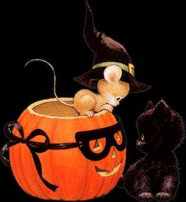 halloween douceur!