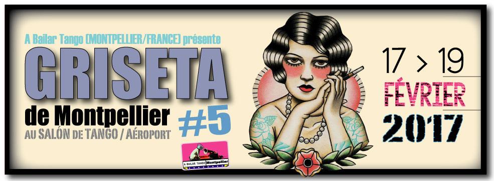 ★ La Milonga des Potes / Santa Milonga / GRISETA #5 au Salon de Tango ★