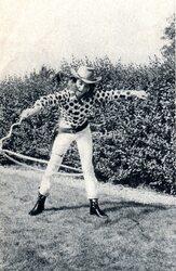 1963 : Sheila cow-girl