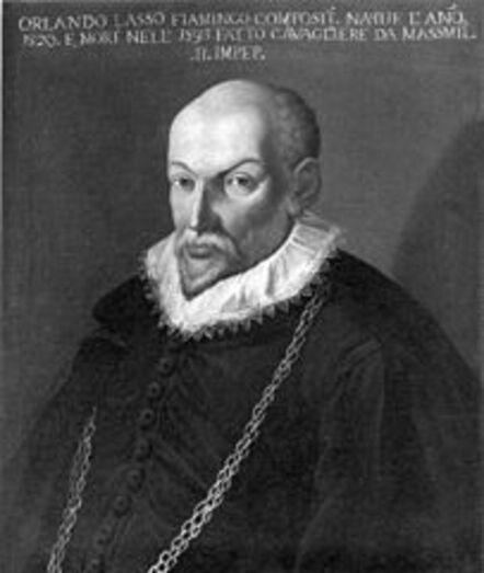 maestro di capella, orlando, lassus, roland,Roland de LassusOrlando di Lasso