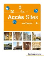 publication d'un guide de visite Accès sites en Vienne