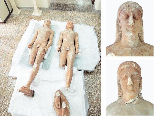 Bientôt, au Musée Archéologique de Corinthe