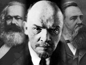 Marx Lenin Engels