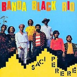 Banda Black Rio - Saci Perere - Complete LP