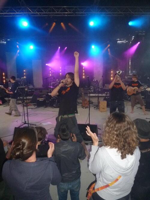 Finale du tremplin du Festival en Othe à Saint Florentin !!!