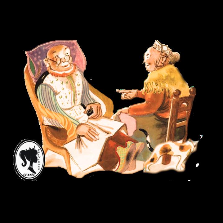 Une petite histoire : Roule la galette
