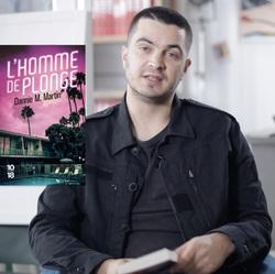 [Exclu VOD] BLUEBIRD : Jérémie Guez vous présente 5 livres et sa playlist musicale spécial « polars » !