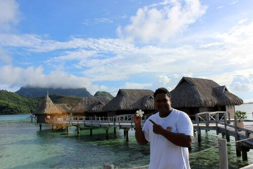 J'aime Bora Bora