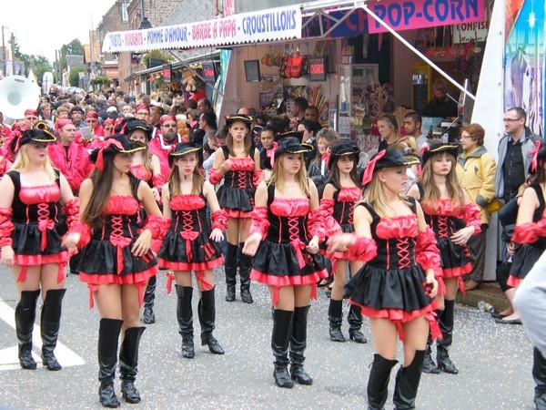 Pourquoi 12000 spectateurs vont se déplacer pour le carnaval des Niafs à AGNY(62217) ce dimanche