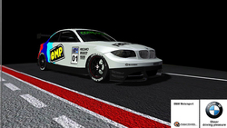 BMW 135iCUP