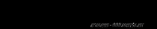 Morganne en hiéroglyphes