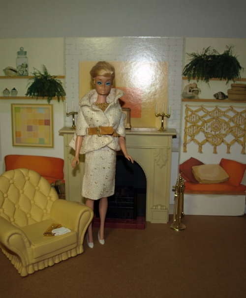 Vintage Barbie : On The Avenue