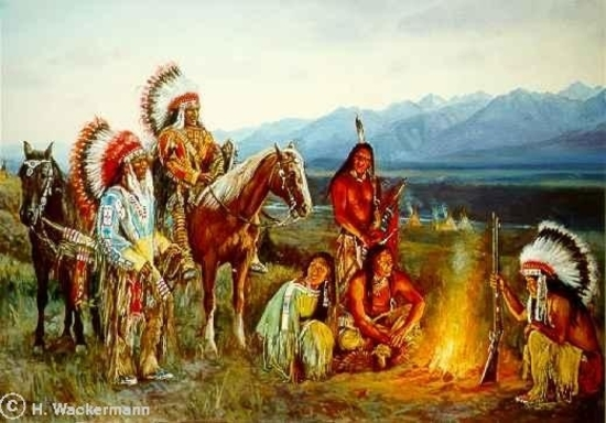 Teton Sioux Gathering