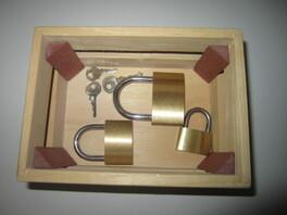 Atelier vie pratique : les cadenas