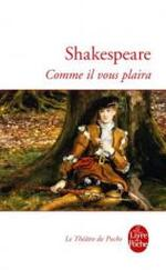 Comme il vous plaira - William Shakespeare -