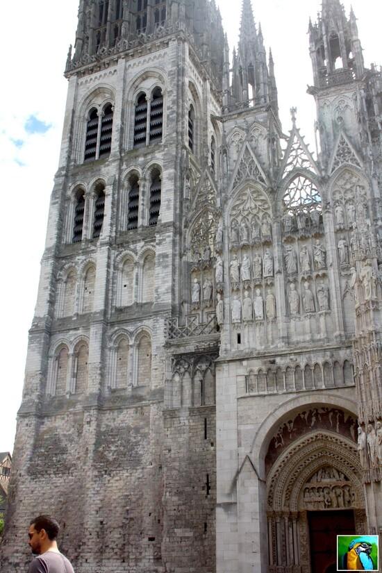 Normandie mai 2017  : ROUEN (1)