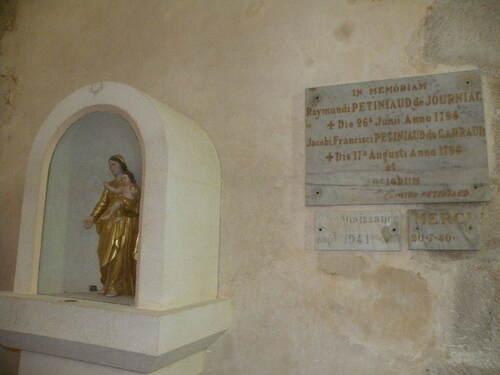 église Abbatiale de St Martin sur l'île d'Aix