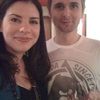 Stephenie Meyer et Matthew Bellamy (Muse)