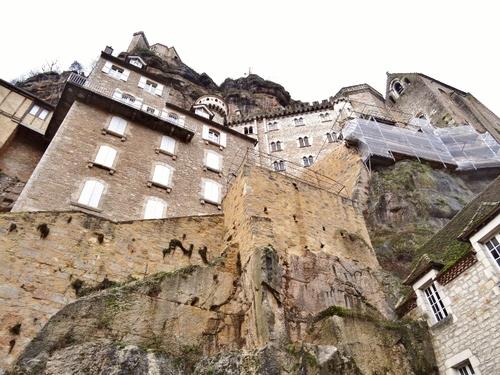 Les sanctuaires de Rocamadour (photos)