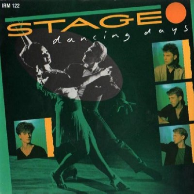 Stage - Dancing Days - 1986