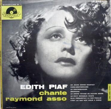 1er mai, Edith Piaf 1954
