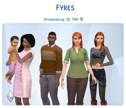 Semaine 2 - Quartier Windenburg - Foyer Fyres