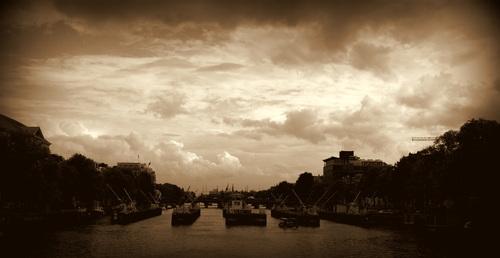 Amsterdam, un défi météorologique!