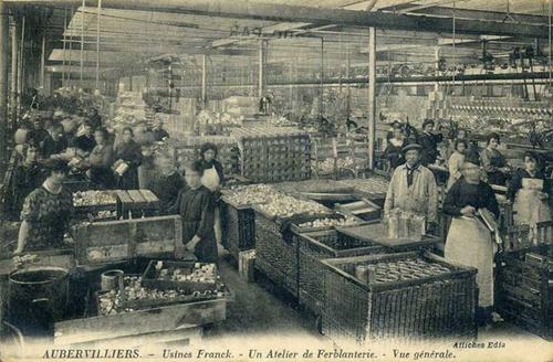 Aubervilliers, Léon Bonneff, 1949