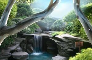 Japanese garden escape 3