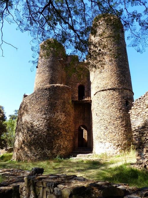 la citadelle de Gondar, suite;