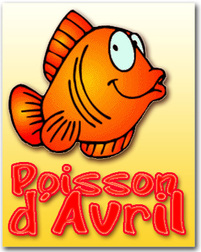 Poisson d'avril 2016