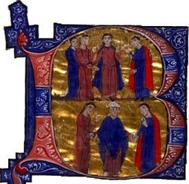 Mariage de Guy de Lusignan et Sybille de Jérusalem