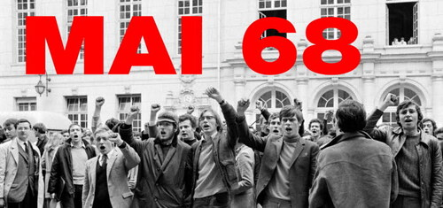 Que  chantions nous  en mai  68  ?