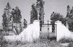 Le cimetière est ouvert en 1851