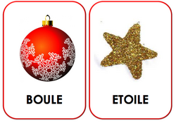 Imagier de Noël