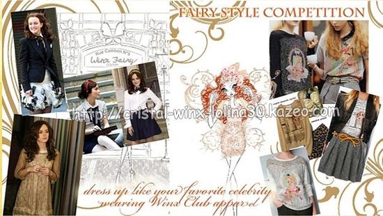 Winx fairy style